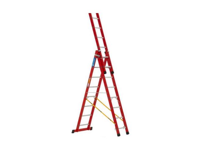 نردبان مخابراتی آهنی