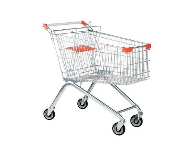 چرخ خرید فروشگاهی 120 لیتری