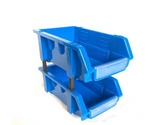پالت پلاستیکی 200×340×415میلیمتری