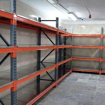 قفسه بندی فلزی صنعتی