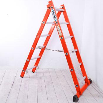 نردبان صنعتی مدل پرشین