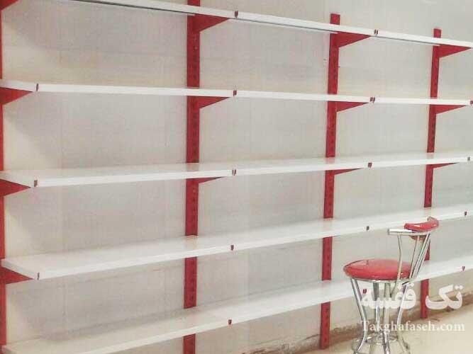 قفسه بندی سوپرمارکتی دیواری