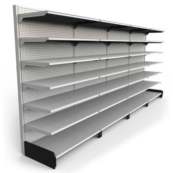 قفسه بندی سوپرمارکتی خود ایستا